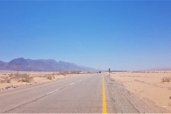 U kolicima po Jordanu – 3. dio (Crveno more, Saudijska Arabija & Aqaba)
