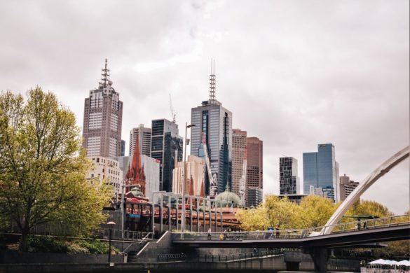 Kolicima po Australiji 2. dio (Melbourne)