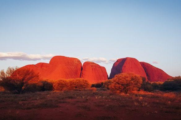 Kolicima po Australiji 7. dio (Ayer's Rock – Kata Tjuta)