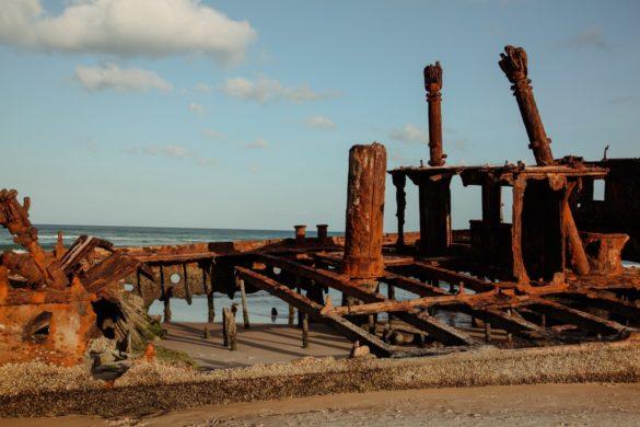 Kolicima po Australiji 18. dio (Fraser Island, najveći pješčani otok na svijetu)