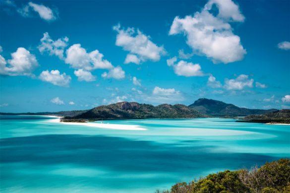 Kolicima po Australiji 14. dio (Whiteheaven Beach, najljepša plaža Australije)