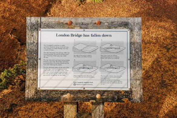 Kolicima po Australiji 4. dio (Great Oean Road – London Bridge, The Arch i Razorback)