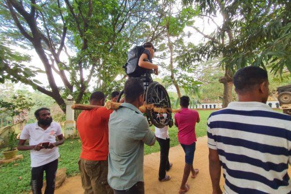 Šri Lanka – Biser Indijskog Oceana 4. dio (Pidurangala, Sigiriya i Dambulla Golden Temple)